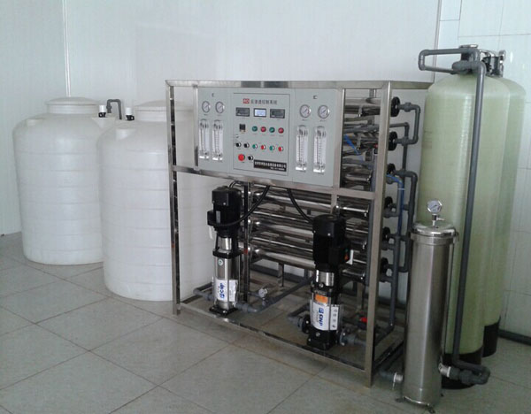 drinking water equipment