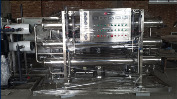 4T winery pure water equipment