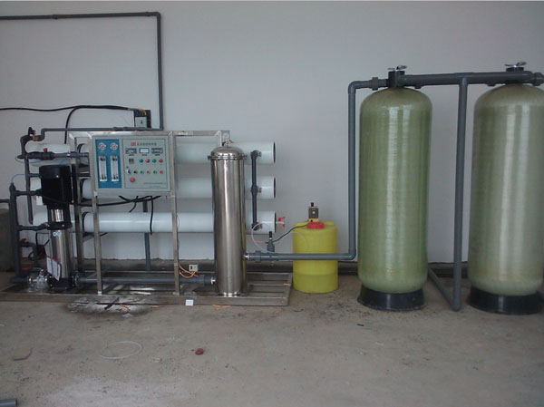 6T  Pure water equipment