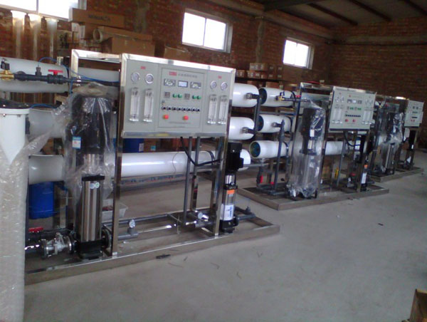 2T  Pure water equipment