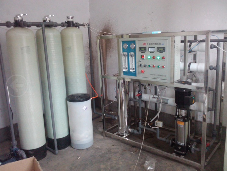 1T single-stage reverse osmosis equipment