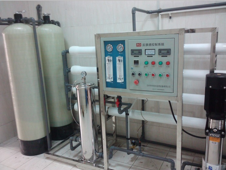 2T single-stage reverse osmosis equipment