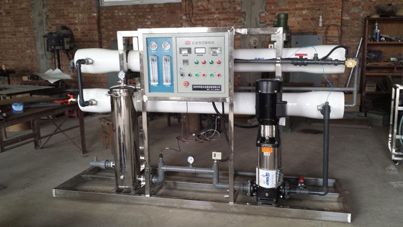 4T Reverse osmosis equipment