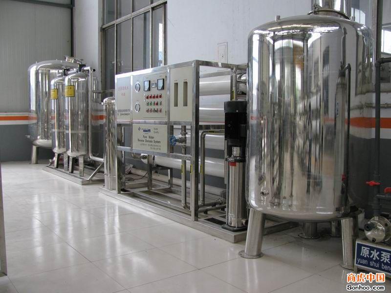 8T Reverse osmosis equipment
