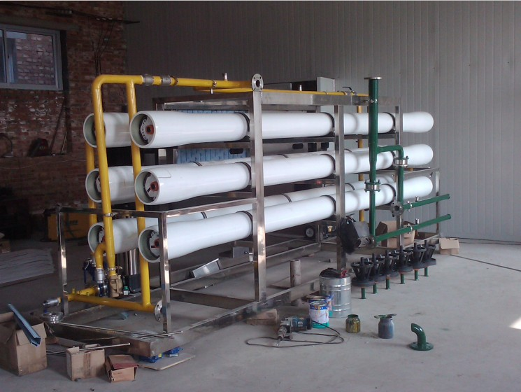 25T Reverse osmosis equipment