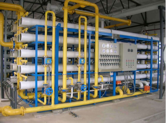 50T Reverse osmosis equipment
