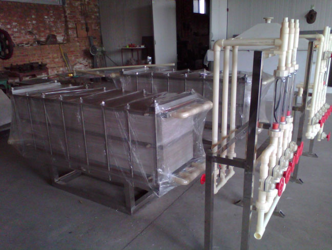 10T electrodialysis equipment