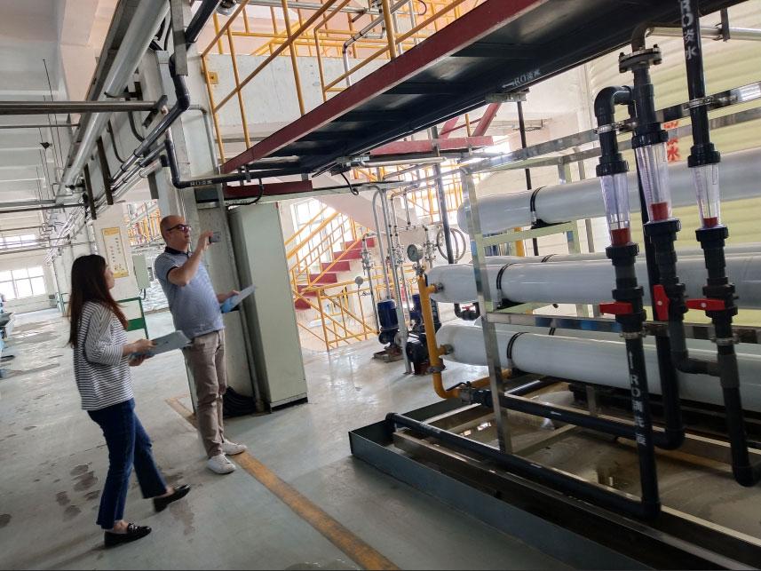 30 tons of seawater desalination equipment