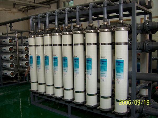 Nanofiltration device